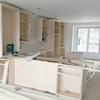 House Update – Kitchen Cabinets