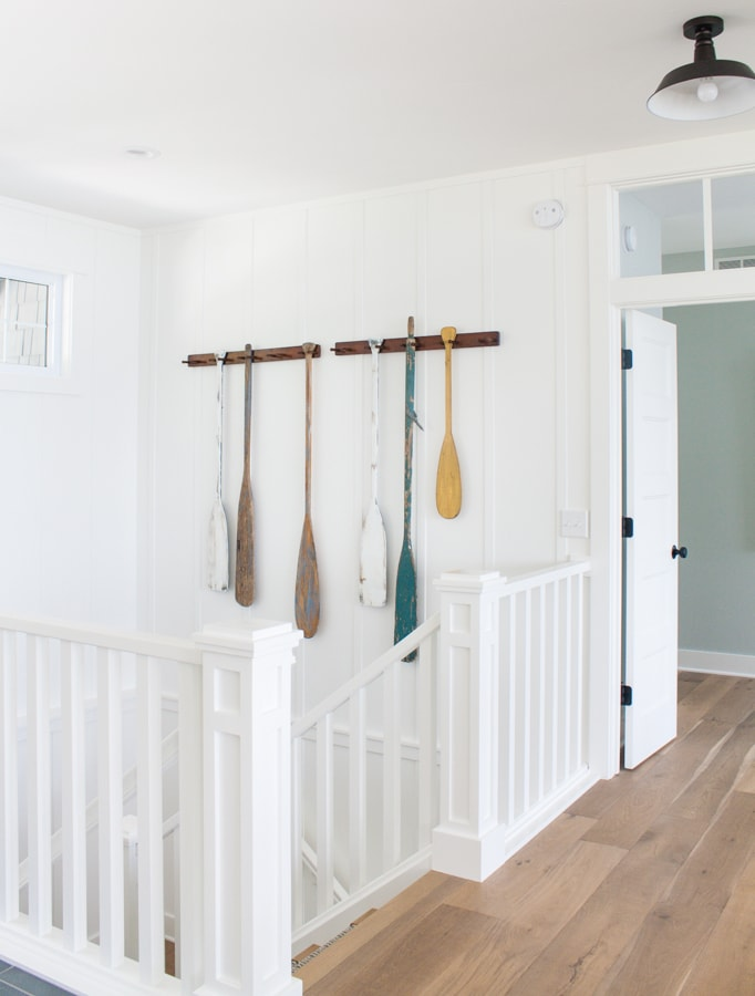 You Remember A Few Weeks Ago All Had Fantastic Ideas For What To Hang On The Blank Walls In Entry Way Lot Of Wanted See Oars