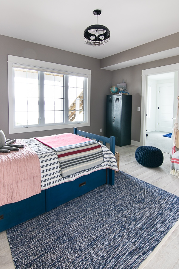 Blog the lilypad cottage - Boys basement bedroom ...