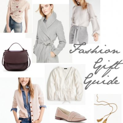 Friday Feels – Fashion Gift Guide