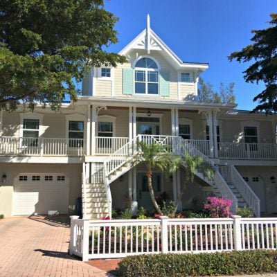 Beach House Exterior Makeover