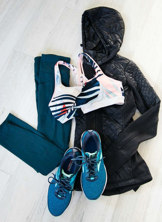 Favorite workout gear