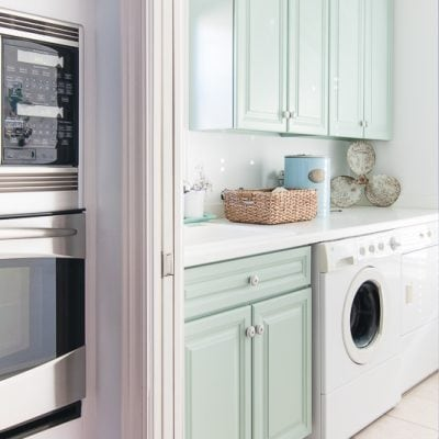 Friday Feels – Coastal Laundry Room