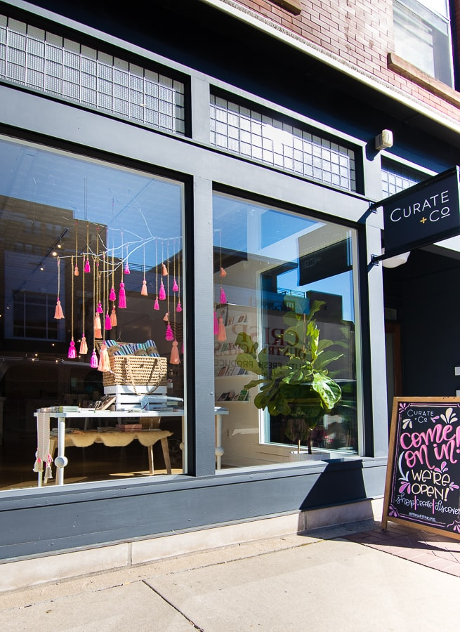 Curate and Co Gift Shop