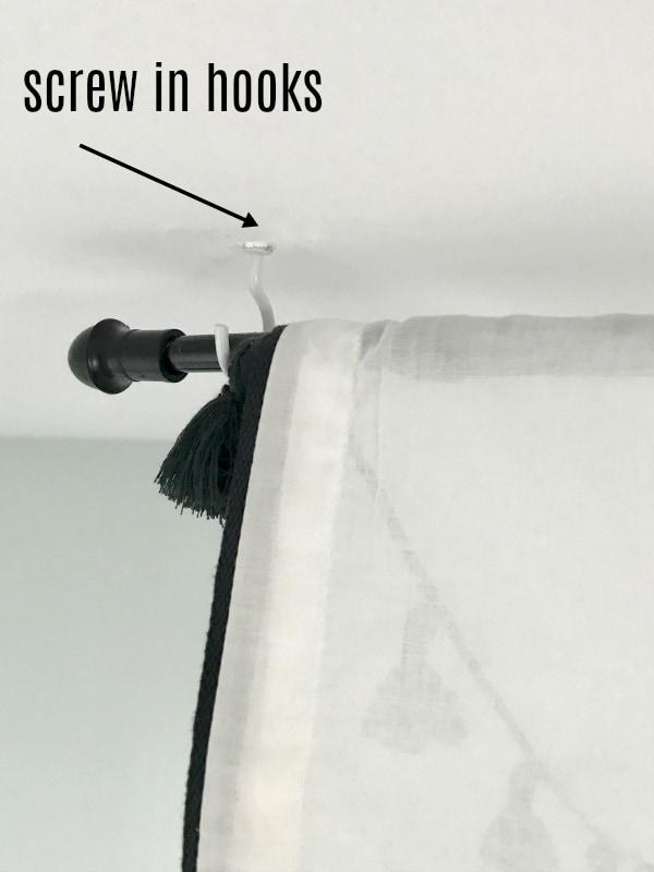 DIY canopy tutorial