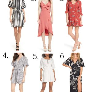 Friday Feels on a Thursday:  Summer Dresses