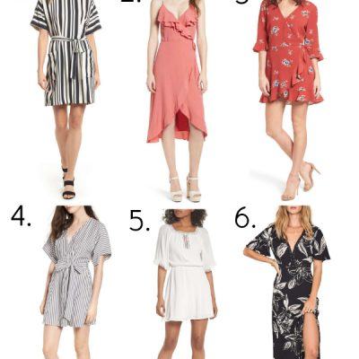 Friday Feels on a Thursday:  Summer Dresses