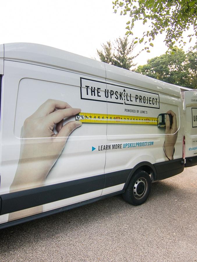 Lowe's The UpSkill Project