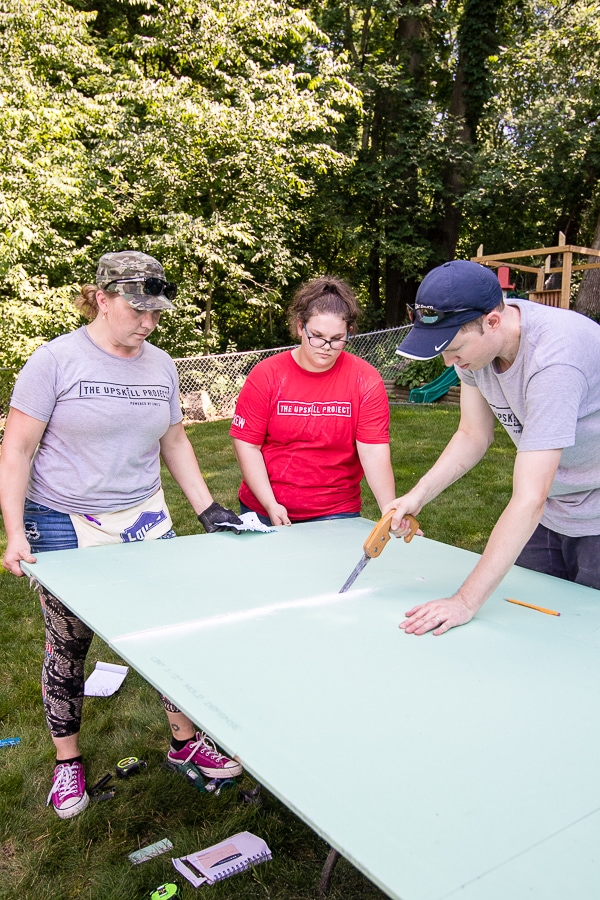 Lowe's the up skill project