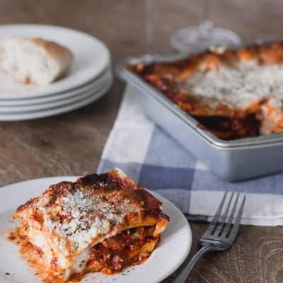 Best Lasagna Recipe – Friday Feels
