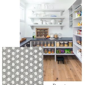 Pantry Wallpaper