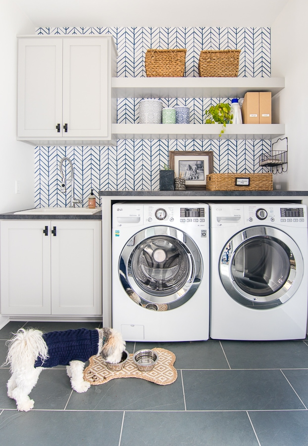 best dog products laundry room organization