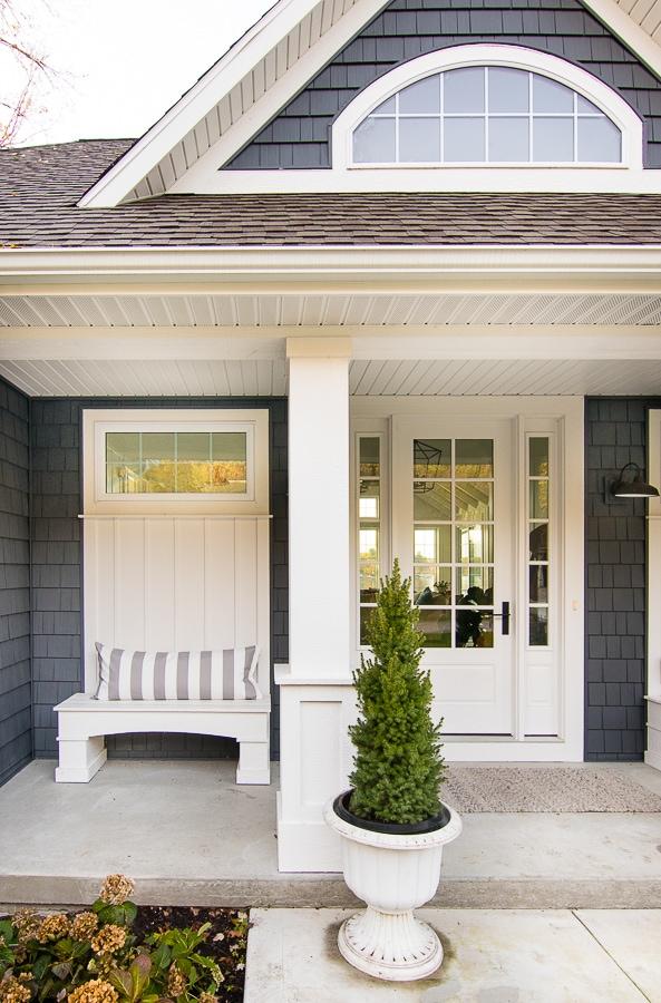 winter font porch