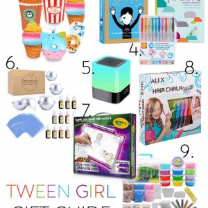 Kids Gift Guide 7-10 Friday Feels