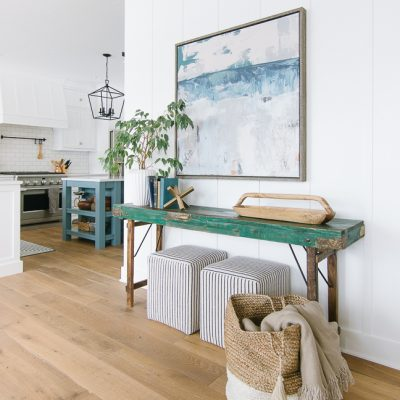 Green Console Table Refresh