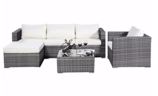 Outdoor furniture splurge vs spend