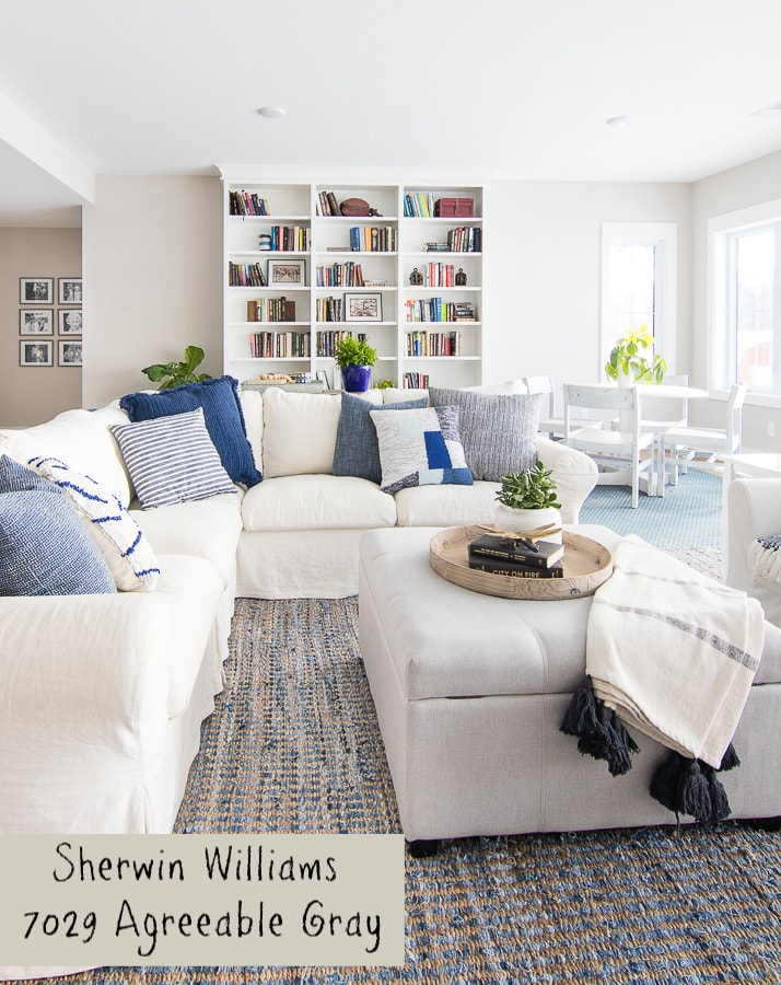 Sherwin Williams 7029 Agreeable Gray