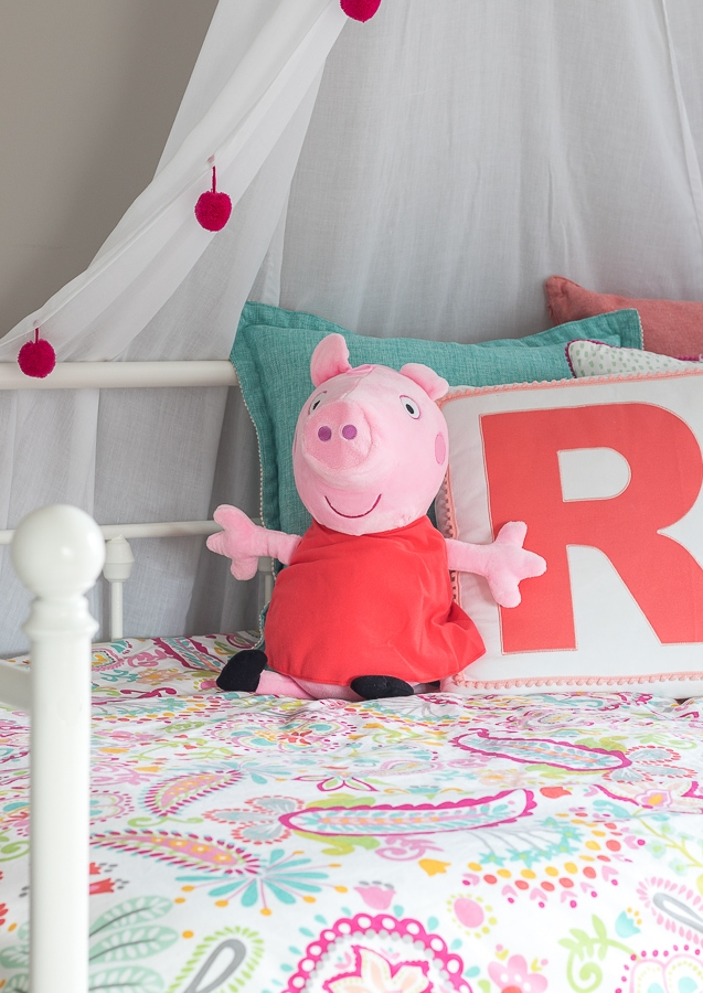 Peppa Pig Toddler Girls Room The Lilypad Cottage