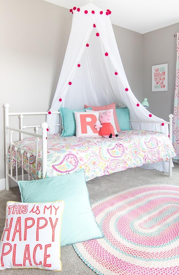 Peppa Pig Toddler Girl Bedroom