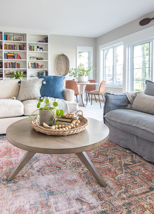 Miraculous Round Coffee Table And Weekend Sales The Lilypad Cottage Ibusinesslaw Wood Chair Design Ideas Ibusinesslaworg