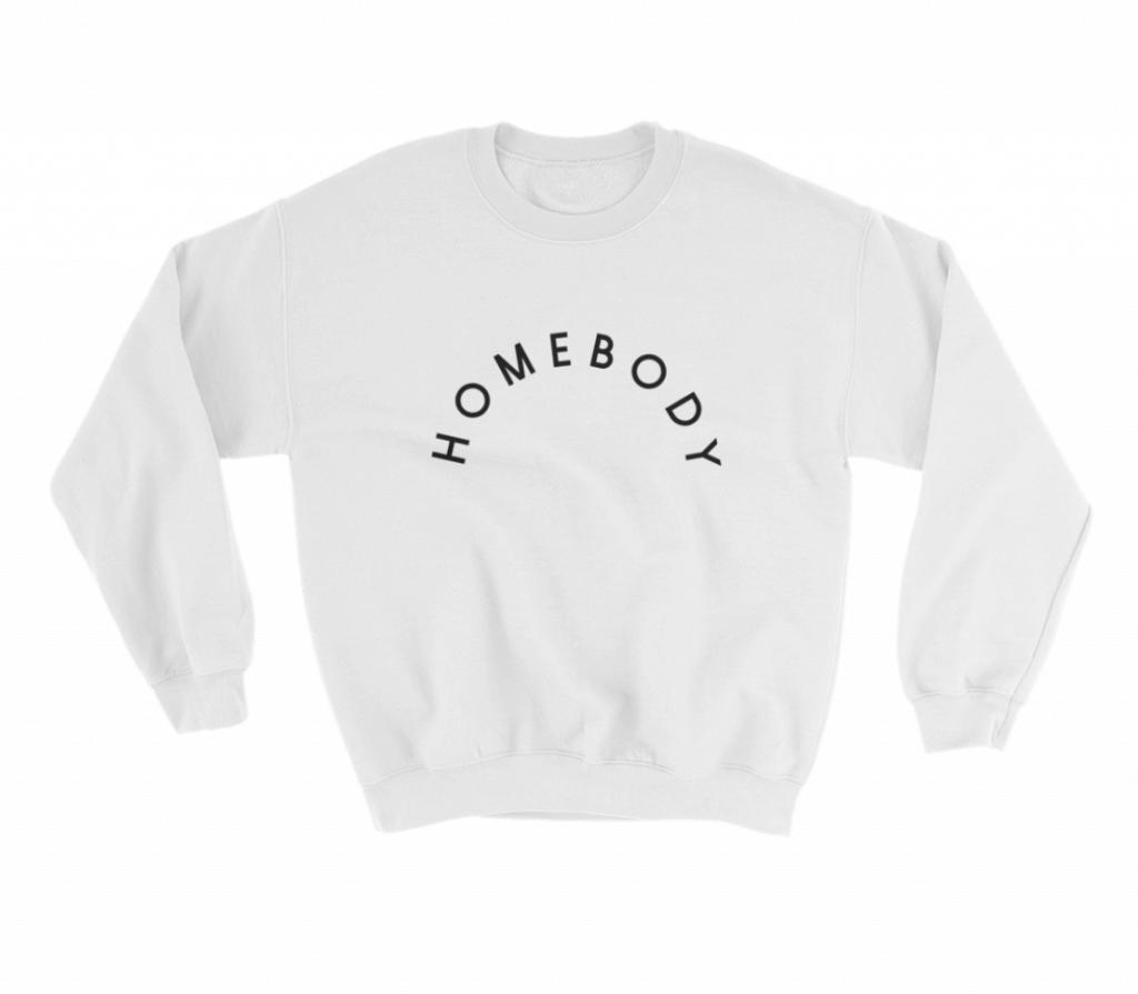 Homebody Propertee sweatshirt