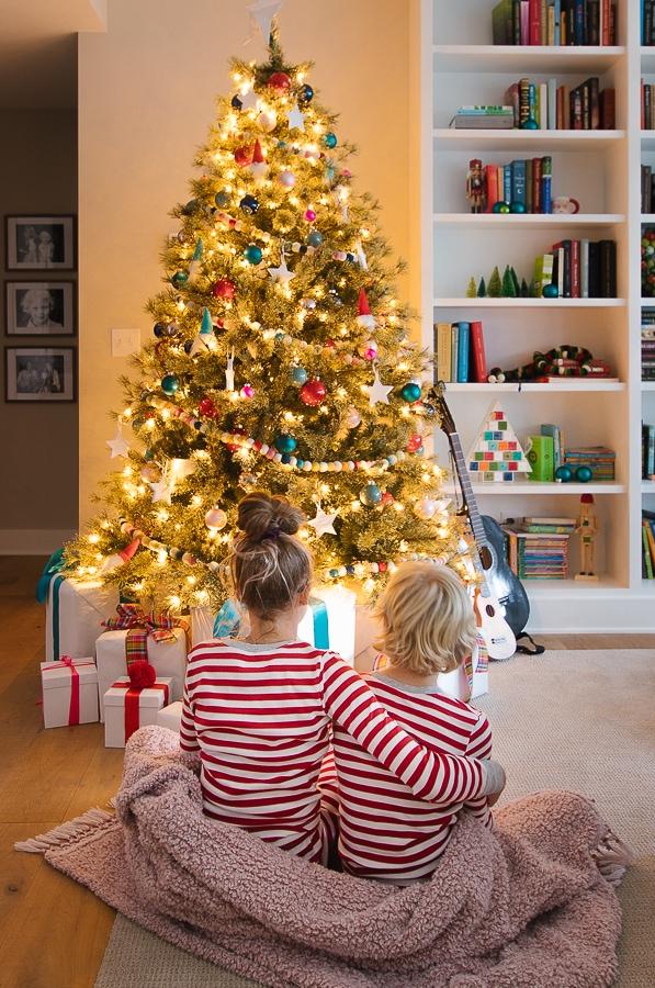 kids Christmas tree