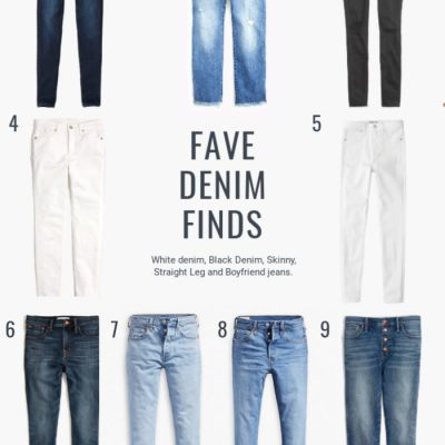 Fave Denim Finds – Friday Feels