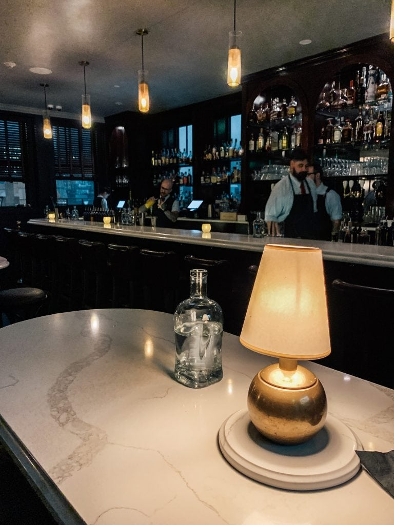 cool bars to visit in Detroit