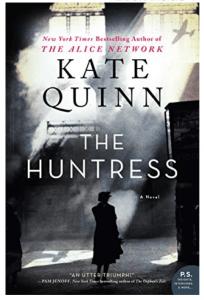 The Huntress book