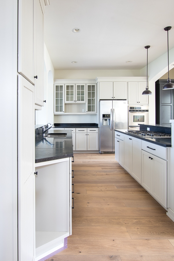 Revere Pewter Cabinets