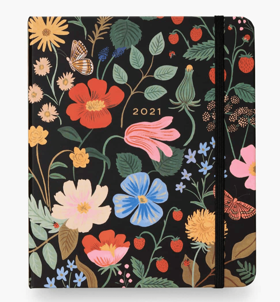 Rifle Paper 2021 Planner