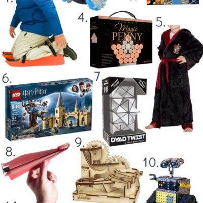 Holiday Boys Gift Guide 8-10