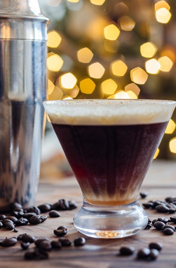 Caramel Espresso Martini