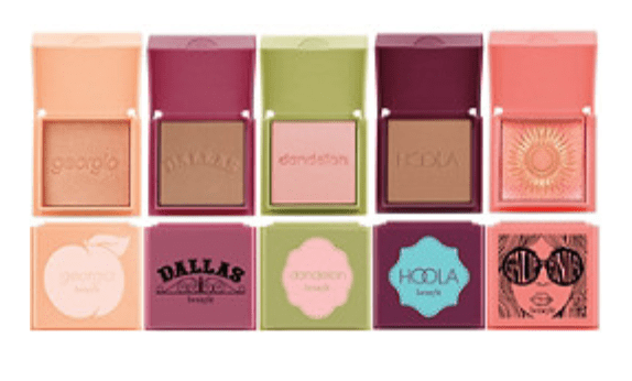 bronzer and blush set