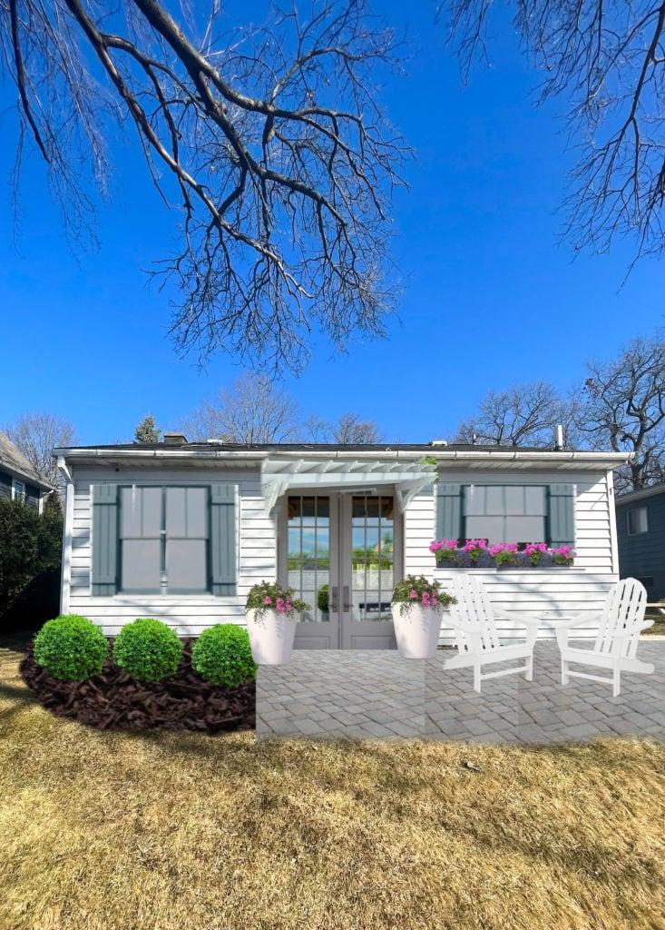 Lake house renovation plans