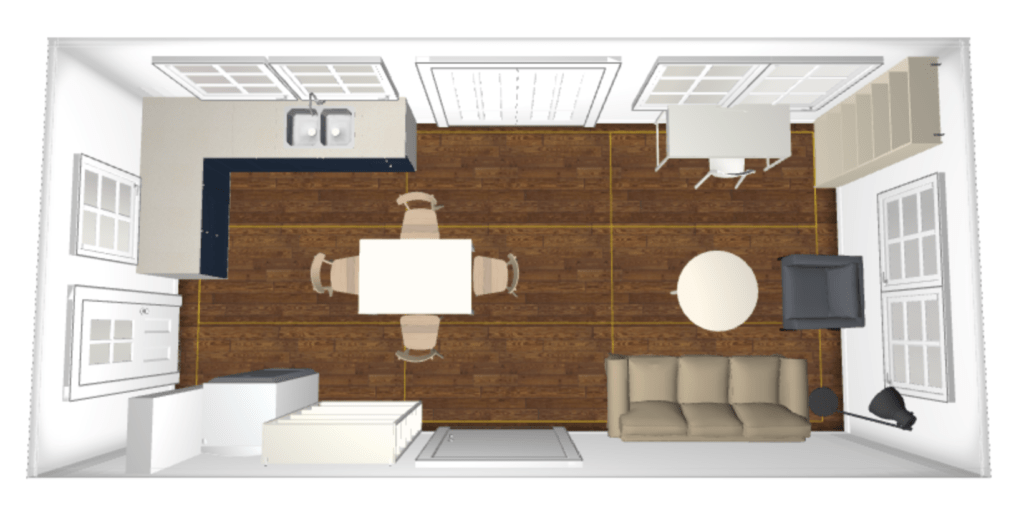 Guest House Renovation plans