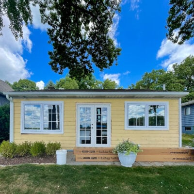 Guest Cottage Remodel Update
