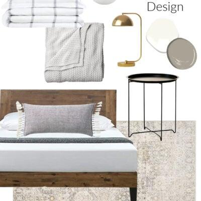 Lake House Guest Cottage Bedroom Designs